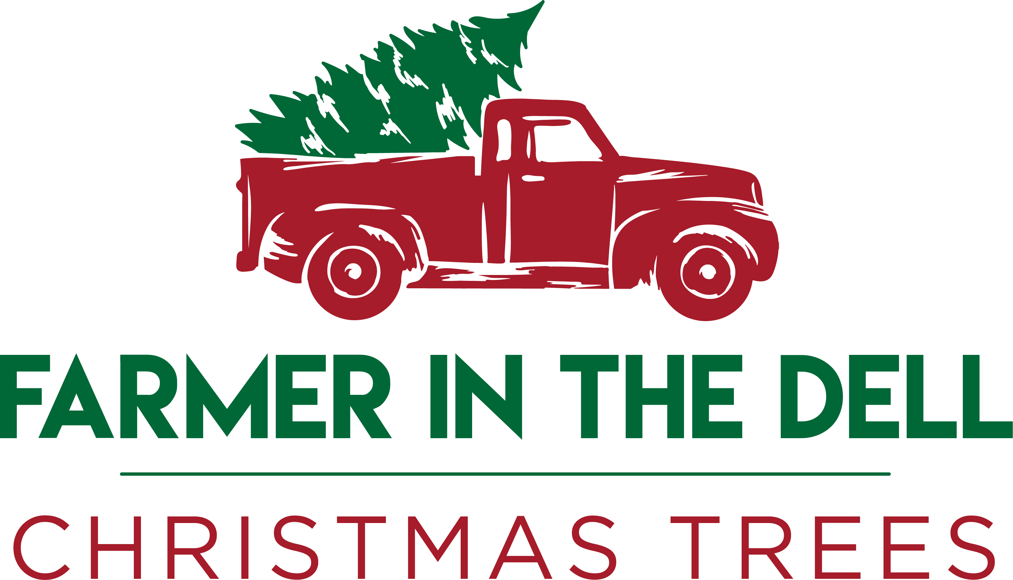 Pickup truck pumpkin clipart clip library library Live Christmas Trees at Farmer in the Dell in Auburn Alabama clip library library