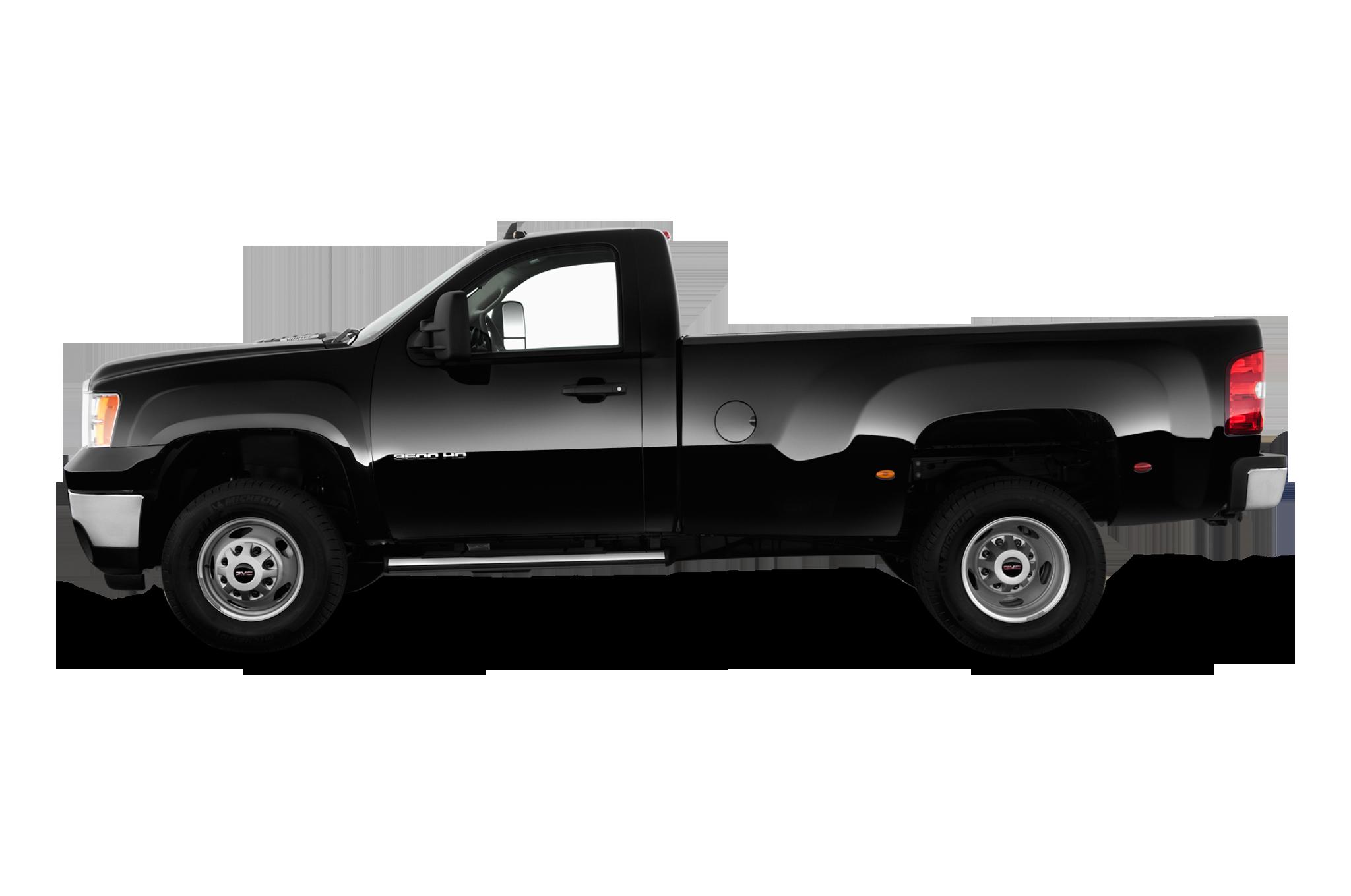 Pickup truck pumpkin clipart vector freeuse download 2011 GMC Sierra 3500 HD Crew Cab SLT 4x4 - Automobile Magazine vector freeuse download