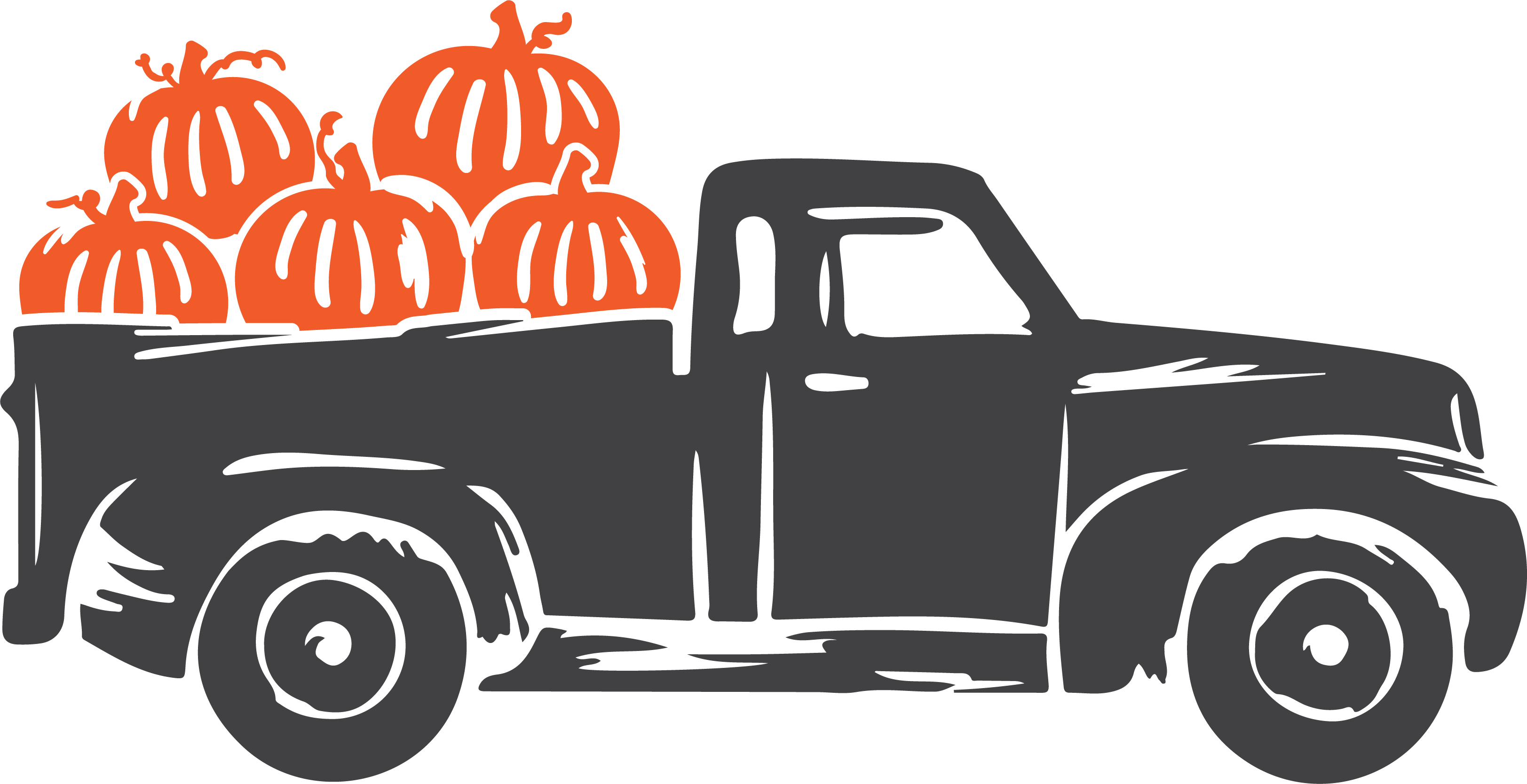 Pickup truck with pumpkin clipart svg free Contact | Farmer In The Dell – Auburn Pumpkin Patch svg free