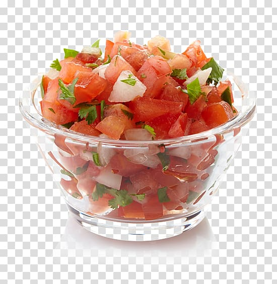 Pico de gallo clipart picture download Vegetable salad in glass bowl, Salsa Pico de gallo Barbecue ... picture download