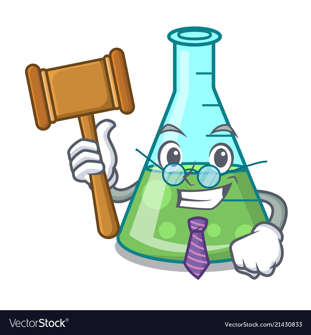 Pics of science measurement cartoon single beaker cartoon clipart picture library download Judge science beaker mascot cartoon picture library download