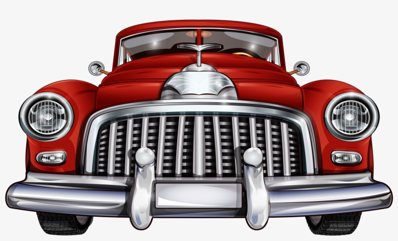 Picsart car clipart image free stock 28 Collection Of Red Classic Car Clipart - Vintage Car Front ... image free stock
