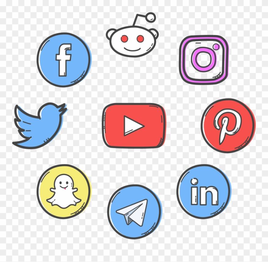Kisspng Social Media Logo Social Network Clip Art ... download