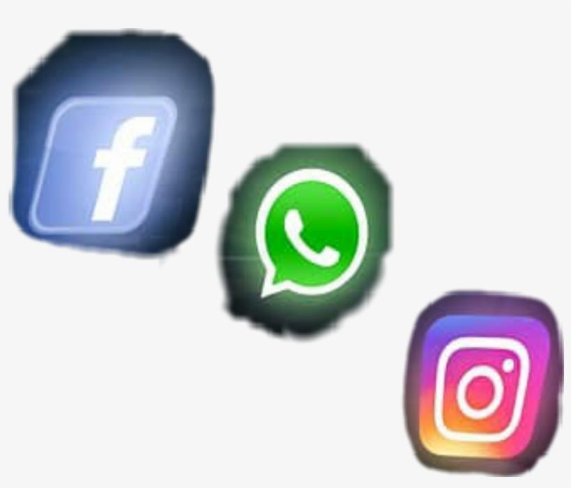 Picsart social clipart image freeuse download Social Media Png - Picsart Photo Studio - Free Transparent ... image freeuse download