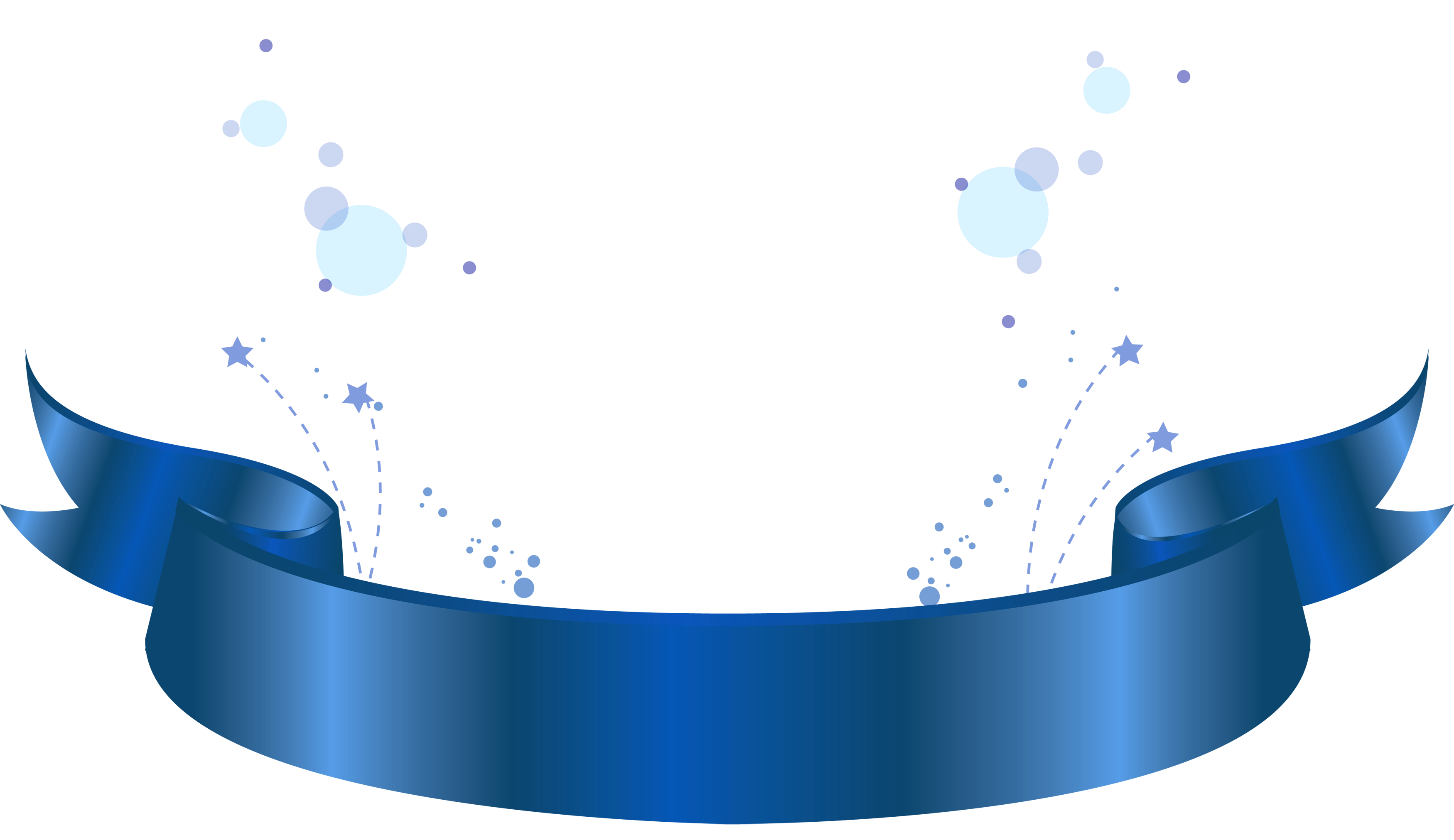 Picture clipart png picture royalty free Blue Banner Decorative Element PNG Clipart | Gallery ... picture royalty free