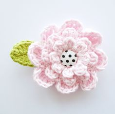 Picture for flowers free graphic free library Crochet Flower Free Pattern   Crochet   Pinterest   Flower ... graphic free library