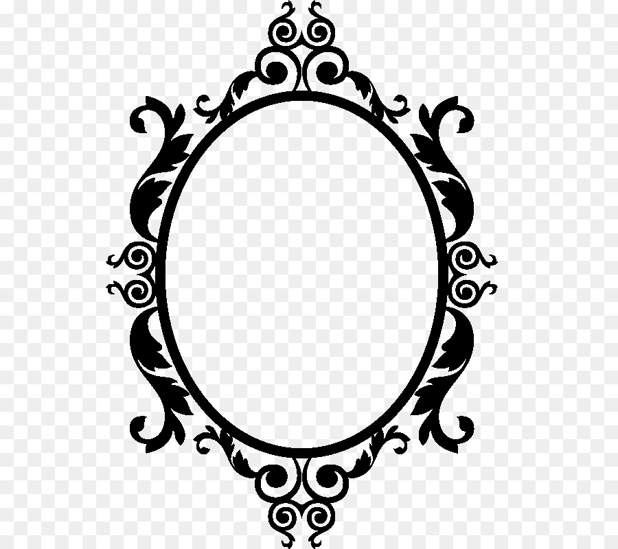 Picture frame clipart format jpg freeuse stock Black And White Frame clipart - Circle, transparent clip art jpg freeuse stock
