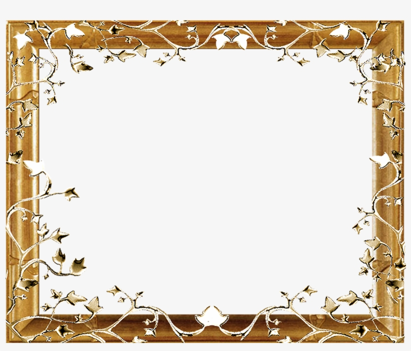Picture frame clipart transparent background svg free library Frame Clipart Transparent Background Transparent PNG ... svg free library