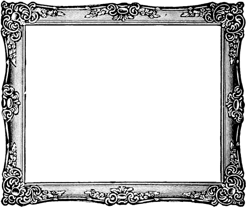 Picture frame clipart transparent image freeuse stock HD Vintage Frame Png Transparent Image - Frame Clipart ... image freeuse stock