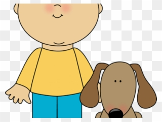Picture of a boy hugging a dog clipart picture transparent download Free PNG Boy With Dog Clip Art Download - PinClipart picture transparent download
