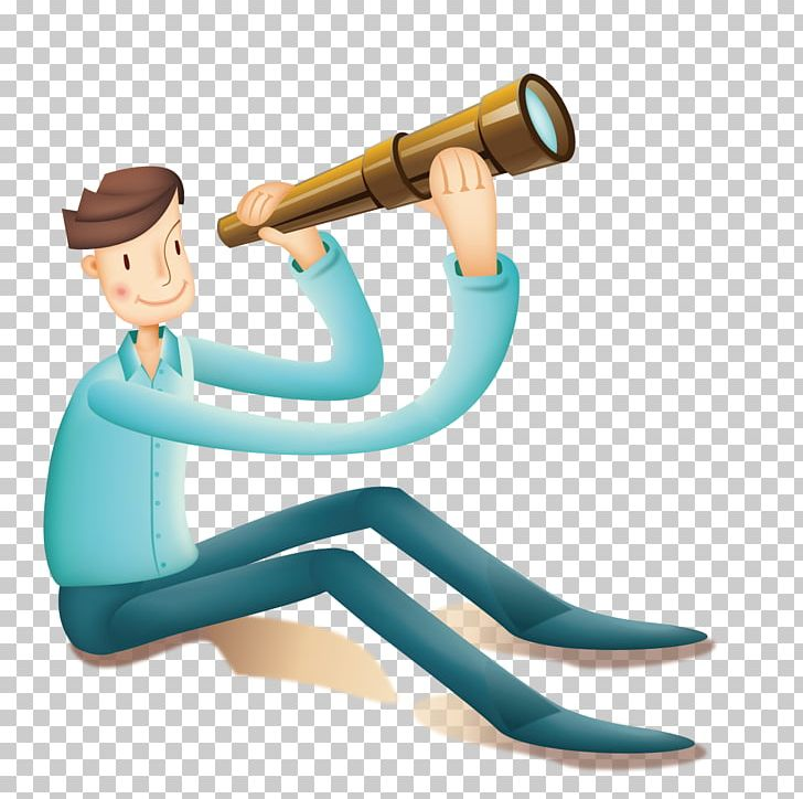 Picture of a man holding a prism clipart banner transparent Binoculars Telescope PNG, Clipart, Arm, Binoculars, Business ... banner transparent
