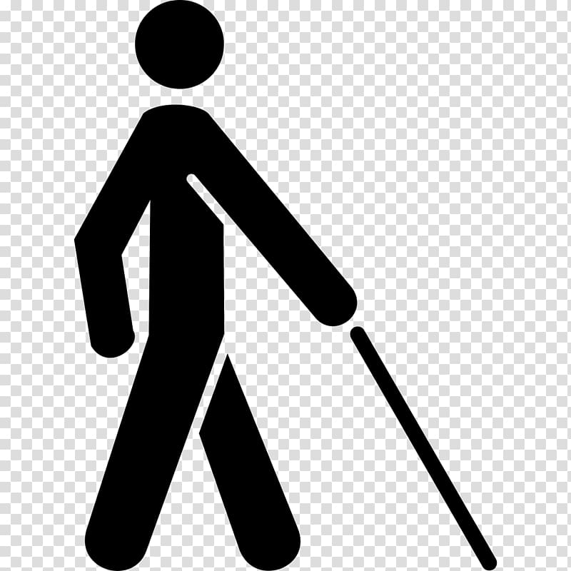 Picture of a man holding a prism clipart jpg royalty free stock Visual impairment Disability Visual perception Blindness ... jpg royalty free stock
