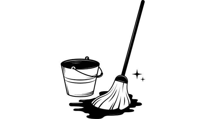 Picture of a mop clipart black and white jpg black and white Mop Cliparts | Free download best Mop Cliparts on ClipArtMag.com jpg black and white