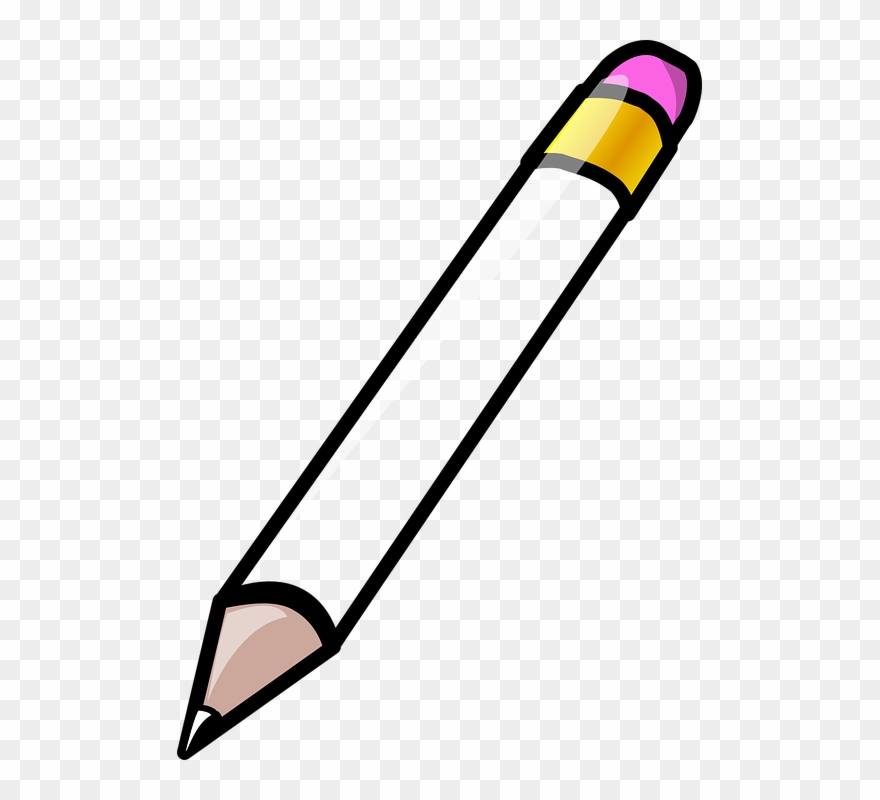 Picture of a pencil clipart clip art free library Pencil Clipart Clear Background - Transparent Background ... clip art free library