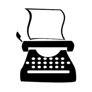Picture of a typewriter clipart vector royalty free stock Free Typewriter Cliparts, Download Free Clip Art, Free Clip ... vector royalty free stock