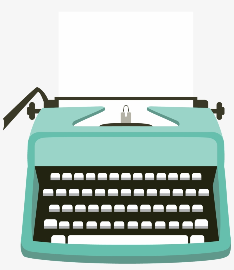 Picture of a typewriter clipart image free stock Valentine Typewriter Png - Typewriter Clipart Png - Free ... image free stock