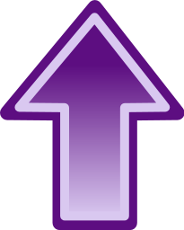Picture of a up arrow clipart png free stock Clipart up arrow - ClipartFest png free stock