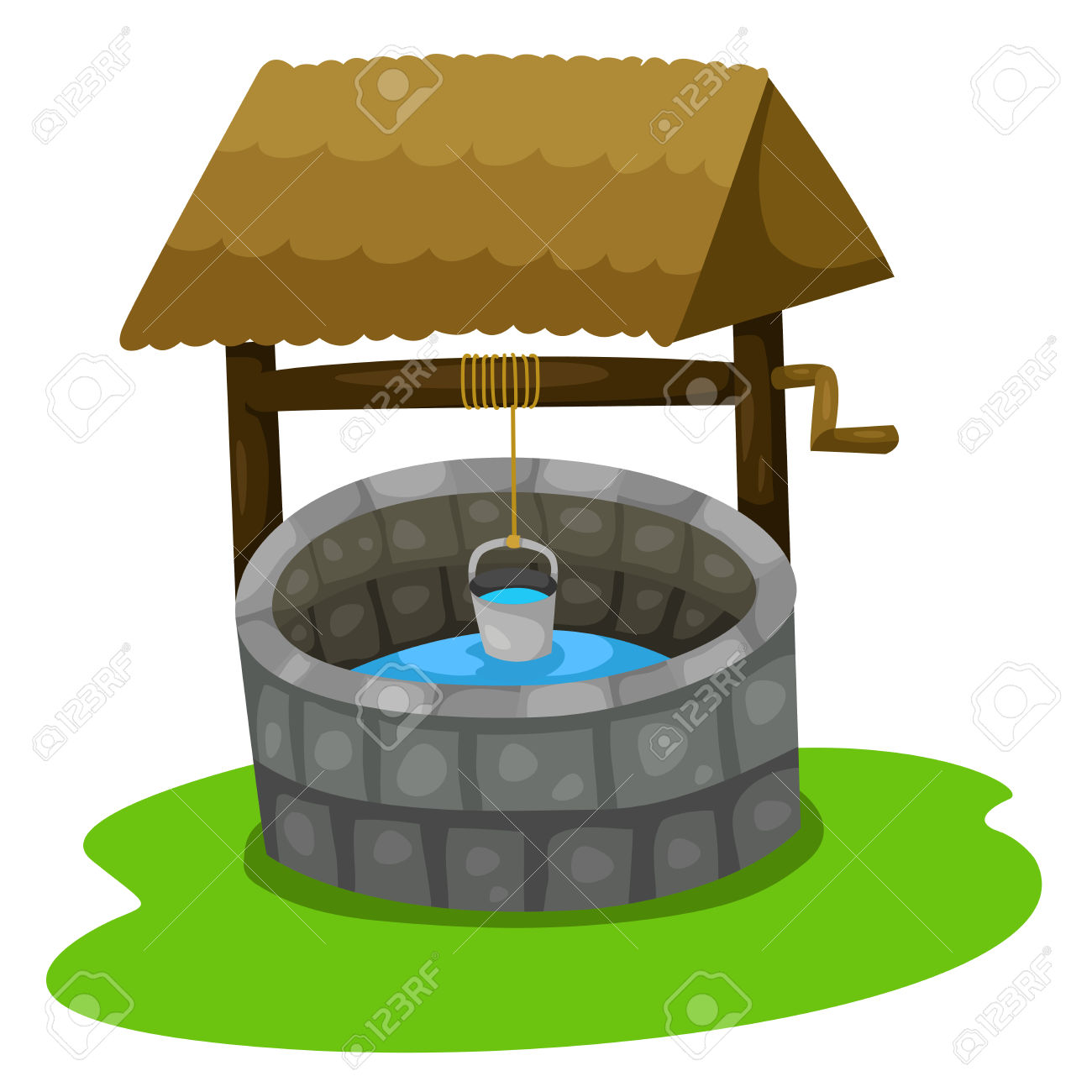 Well clipart pictures svg stock Water well clipart » Clipart Station svg stock