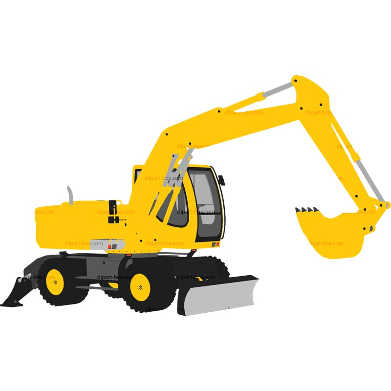 Picture of a yellow bulldozer free outlines clipart banner download Bulldozer Clipart | Free download best Bulldozer Clipart on ... banner download