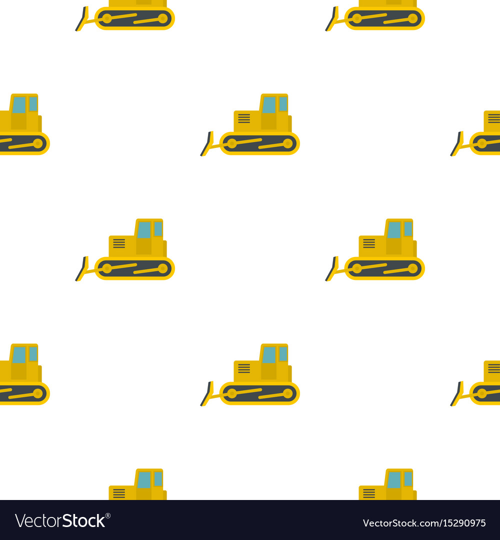 Picture of a yellow bulldozer free outlines clipart clip black and white Yellow bulldozer pattern flat clip black and white