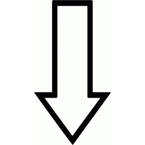 Picture of arrow pointing down picture transparent download Images of arrows pointing down - ClipartFest picture transparent download