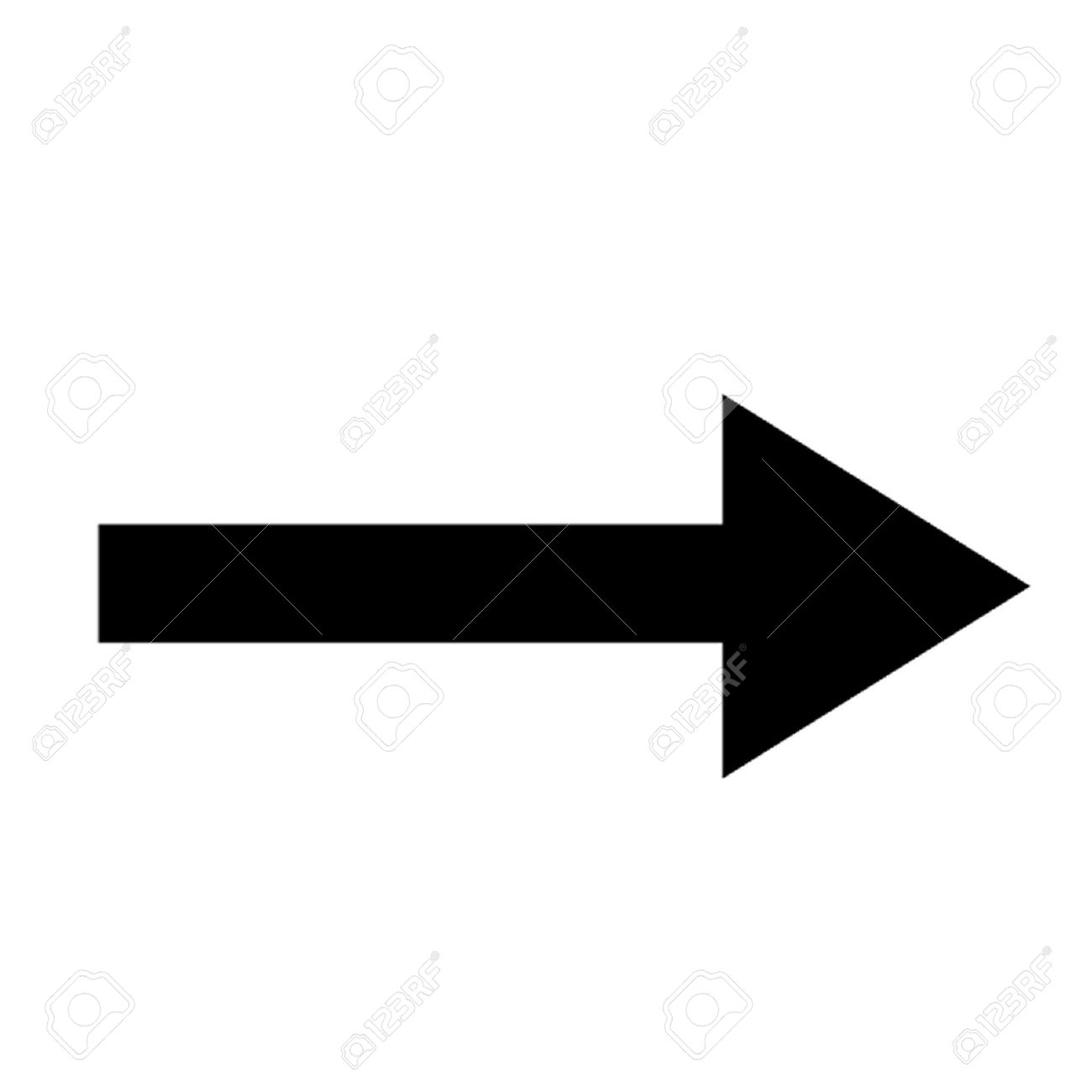 Picture of arrow pointing right freeuse Arrow Pointing Right Royalty Free Cliparts, Vectors, And Stock ... freeuse