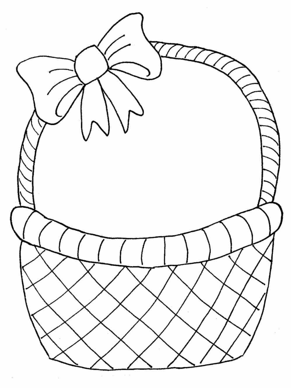 Picture of basket black and white clipart picture royalty free stock Basket black and white clipart 4 » Clipart Station picture royalty free stock