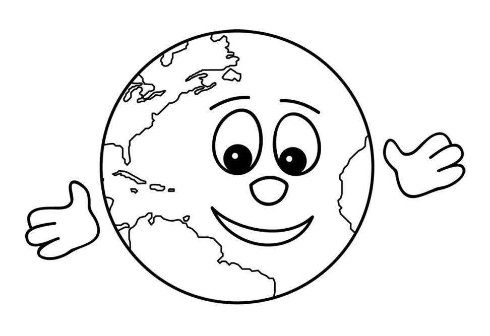 Picture of earth clipart black and white picture royalty free library Earth Clipart Black And White Unique Petite Ideal 3 | www ... picture royalty free library