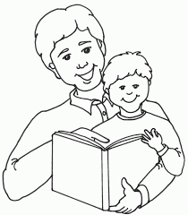 Picture of father clipart black and white clip art library stock Father Clipart Black And White (85+ images in Collection) Page 1 clip art library stock