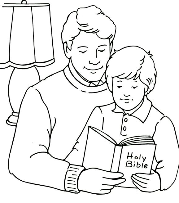 Picture of father clipart black and white clip free Dad clipart black and white 4 » Clipart Station clip free