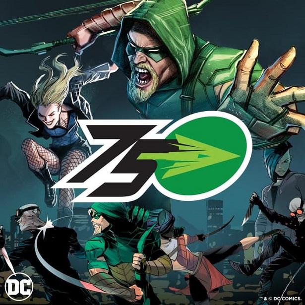 Picture of green arrow jpg stock DC Celebrates 75 Years of GREEN ARROW | Nerdist jpg stock