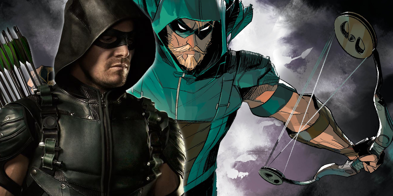 Picture of green arrow png freeuse download The Complete History Of Green Arrow | Screen Rant png freeuse download