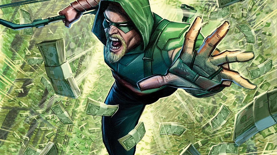 Picture of green arrow clip art freeuse library DC Celebrates 75 Years of GREEN ARROW | Nerdist clip art freeuse library