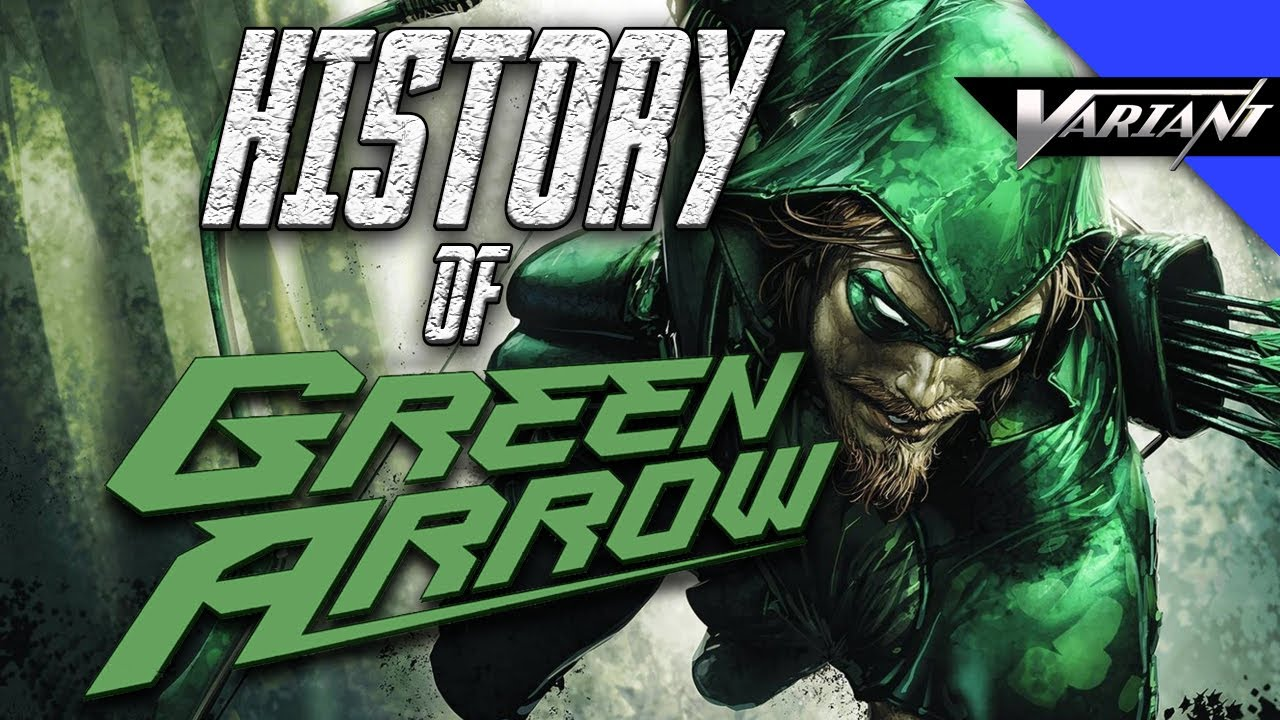 Picture of green arrow graphic library stock History Of Green Arrow! - YouTube graphic library stock