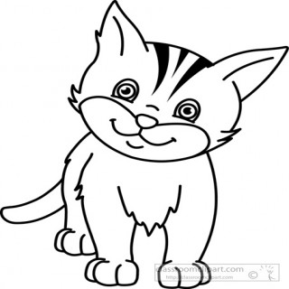 Picture of play with cat clipart black and white jpg freeuse stock Cat Black And White Clipart | Free download best Cat Black ... jpg freeuse stock