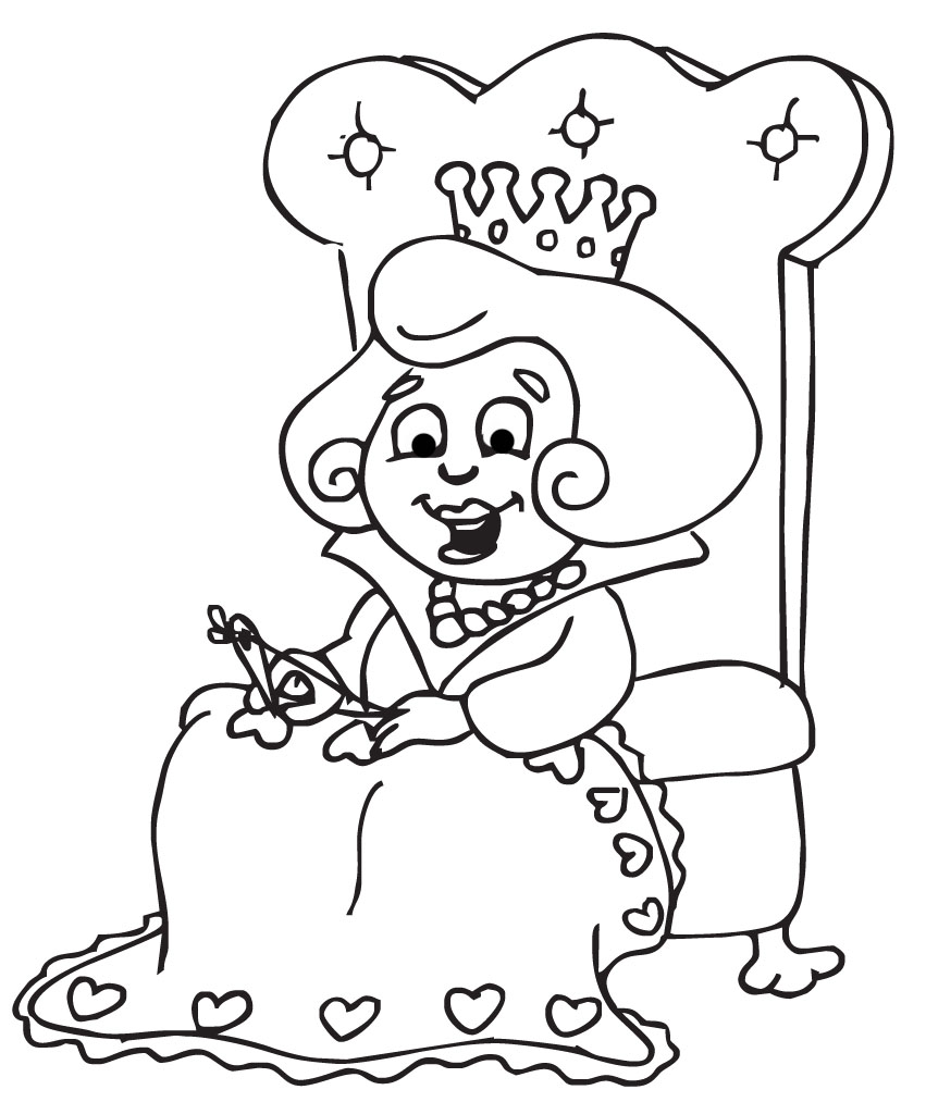 Picture of queen clipart svg black and white download Queen Clipart Images | Clipart Panda - Free Clipart Images svg black and white download