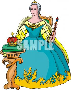 Picture of queen clipart vector free Cute Queen Clipart | Clipart Panda - Free Clipart Images vector free