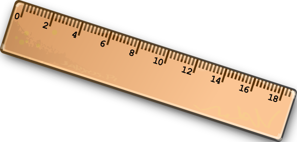 Picture of ruler clipart clip art royalty free stock Ruler Clip Art at Clker.com - vector clip art online ... clip art royalty free stock