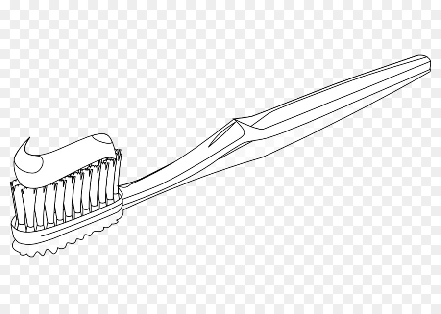 Picture of toothbrush clipart black and white vector transparent stock Book Black And White clipart - Toothbrush, Drawing, Cartoon ... vector transparent stock