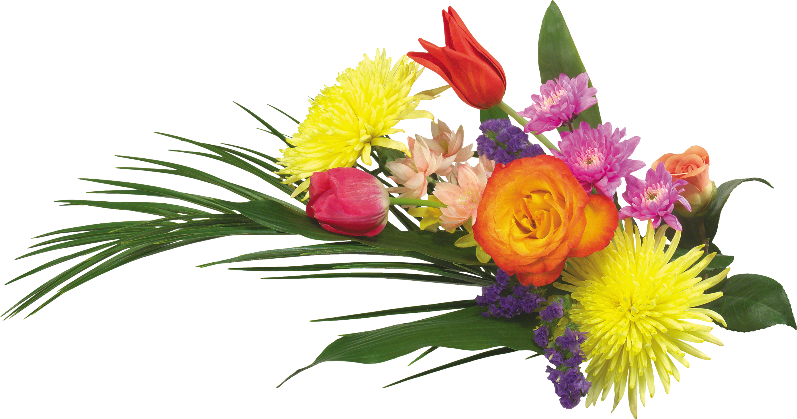 Picture offlowers svg library library Bouquet of flowers PNG images free download svg library library