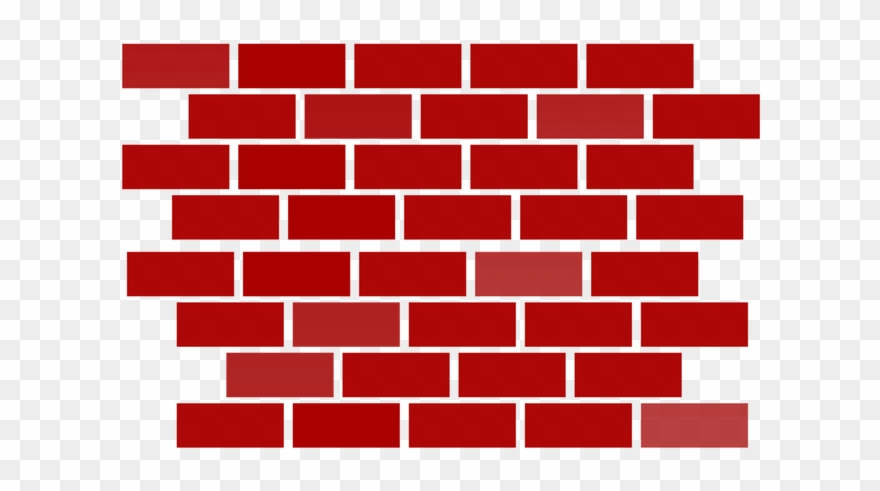 Red brick wall clipart svg freeuse download Walls Brick Free Stock Photo Illustration Of A Red - Brick ... svg freeuse download