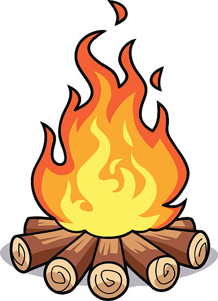 Pictures of campfires clipart banner stock Campfire Cooking Clipart | Free download best Campfire ... banner stock