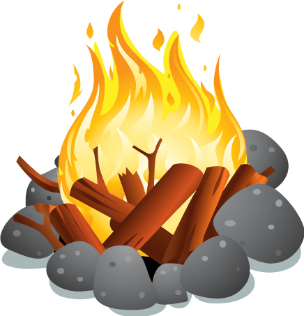 Pictures of campfires clipart vector download Campfire clipart png 3 » Clipart Portal vector download