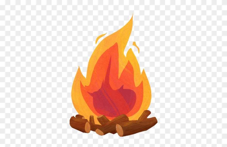 Transparent clipart fire gif clip art free stock Camp Fire Gif Clipart Campfire Clip Art - Campfire Gif ... clip art free stock