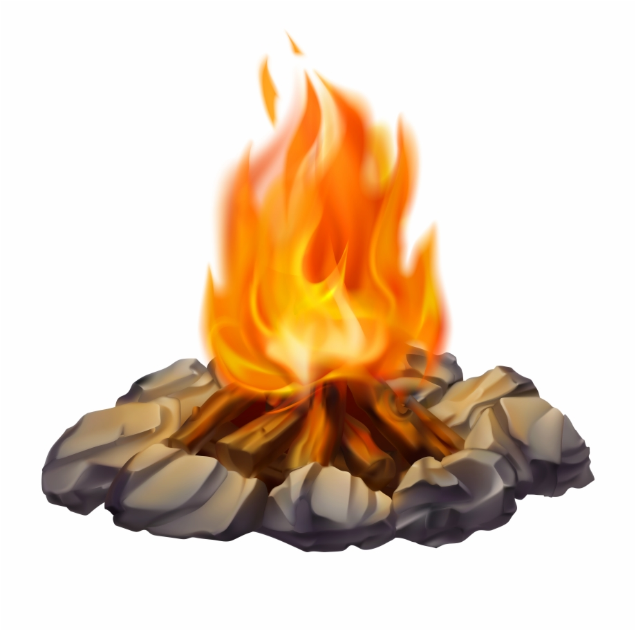 Pictures of campfires clipart transparent stock Camp Fire Png - Transparent Background Campfire Clipart ... transparent stock