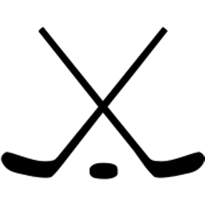 Pictures of hockey sticks clipart svg free download Crossed Ice Hockey Sticks and Puck Clipart transparent PNG ... svg free download