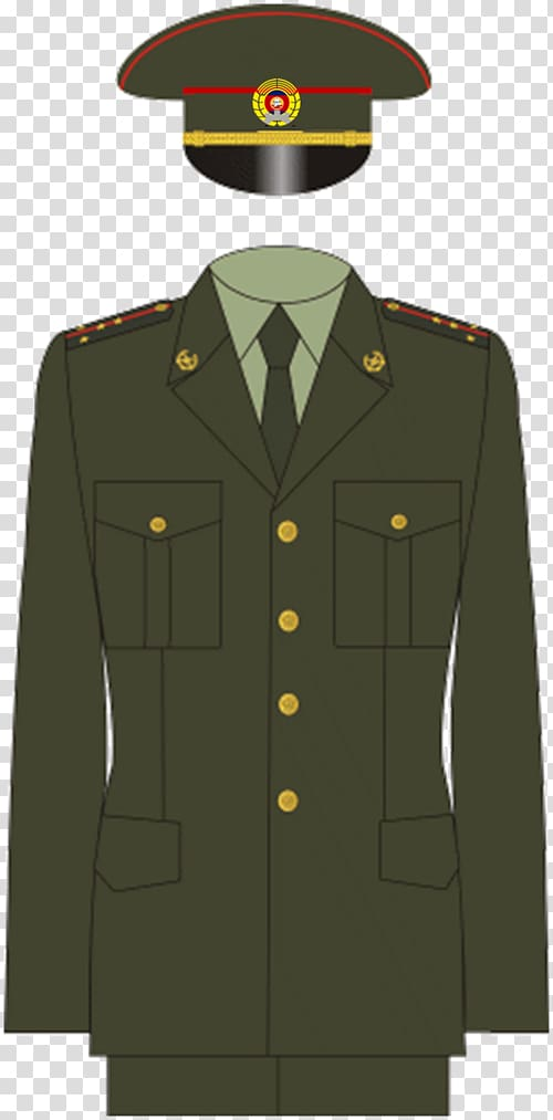 Clipart of the five branches of armed forces uniforms vector free stock Russia Military uniform Army officer, uniform transparent ... vector free stock