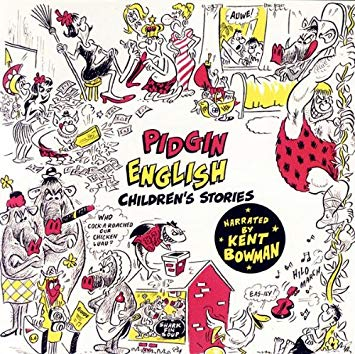 Pidgin english clipart clip royalty free Pidgin English Children\'s Stories clip royalty free