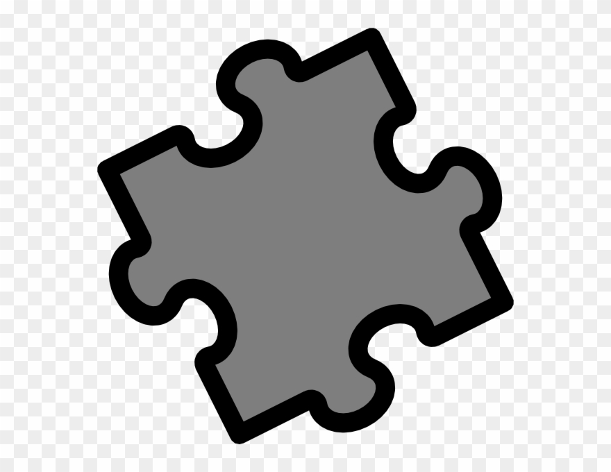 Pieces of puzzle clipart image library stock Puzzle - 2 Fitting Pieces Puzzle Clipart (#192762) - PinClipart image library stock