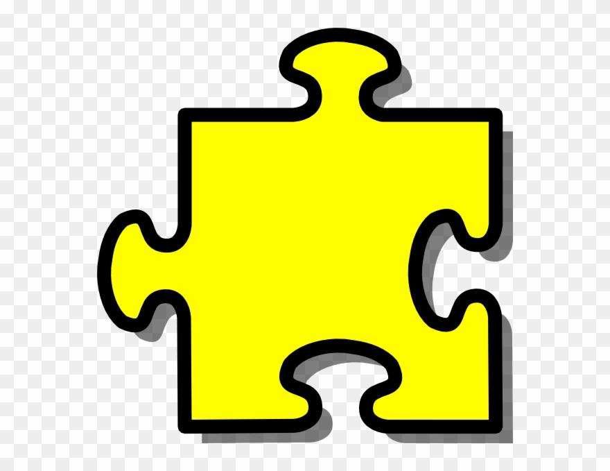 Pieces of puzzle clipart vector royalty free download Puzzle Piece Puzzle Clip Art Image - Black And White Puzzle ... vector royalty free download